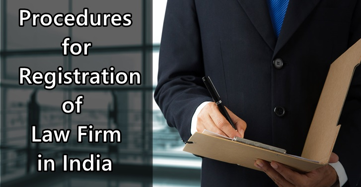 Law Firm Registration in India