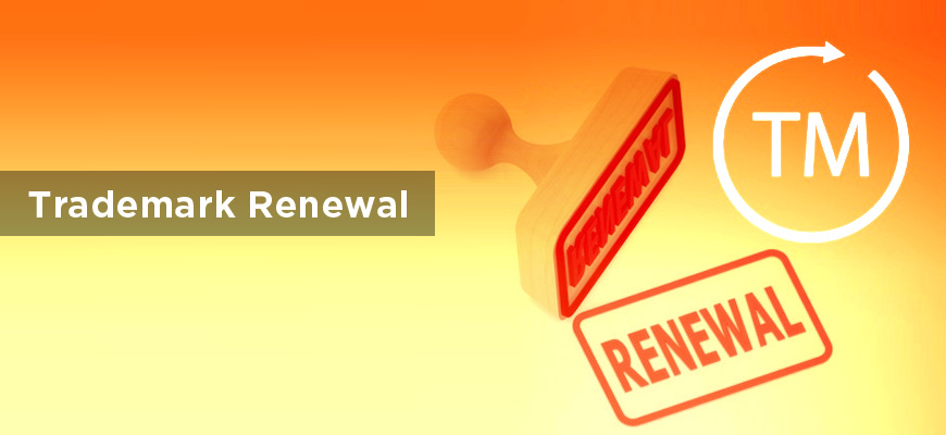 trademark renew in india